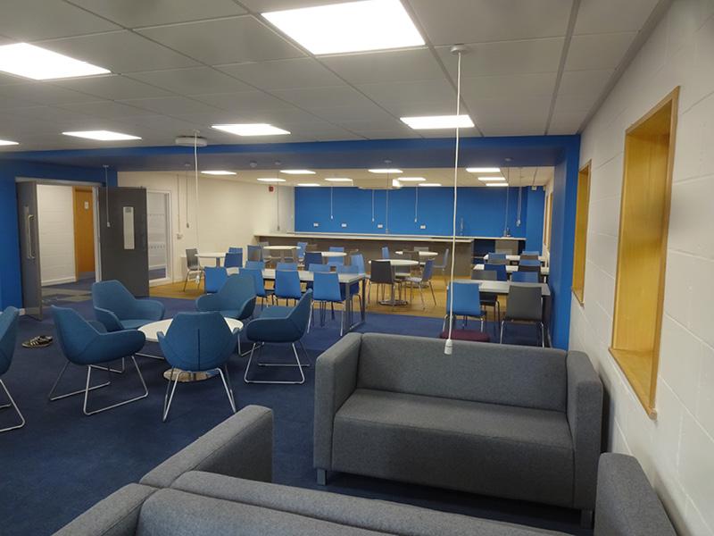 Wisbech Grammar School - Dwight 6th Form Centre1